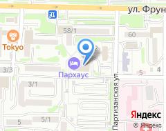 Компания Автомаксимум на карте города