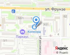 Компания ЮКо ВДК на карте города