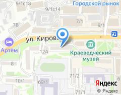 Компания Союз ломбардов на карте города