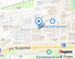 Компания КоЛиДор на карте города