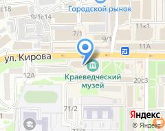 Компания Страховой агент на карте города