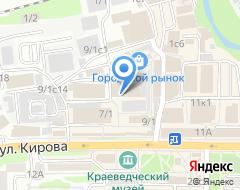Компания Магазин строительных материалов на карте города