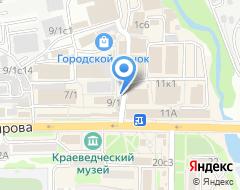 Компания Оригами на карте города