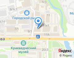 Компания Афек на карте города