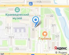 Компания Окна Эталон на карте города