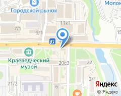 Компания СДП ГРУПП на карте города