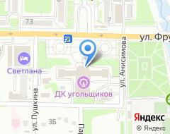 Компания МЕТАЛЛ-ХАУЗ на карте города
