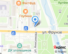 Компания ПАО СКБ Приморья Примсоцбанк на карте города