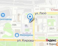 Компания ИКБ Совкомбанк на карте города
