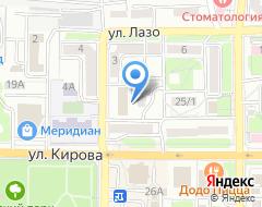 Компания Арт-услуги на карте города