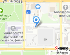 Компания Мега ДВ 25 на карте города