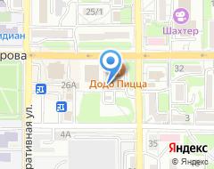 Компания Социальный Кредит на карте города