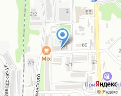 Компания Сход - развал (Атлет) на карте города