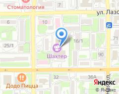 Компания Специализированное строительное управление на карте города