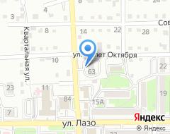 Компания ТехЦентр на карте города