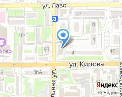 Компания АльфаСтрахование на карте города