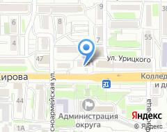 Компания Совет-Недвижимости на карте города