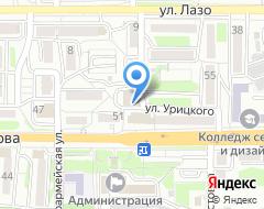 Компания Адвокатская контора Семилет С.Ю. на карте города