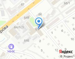 Компания Артём Инвест на карте города