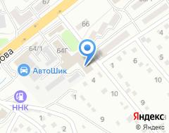 Компания Фортрэйз-Аудит на карте города