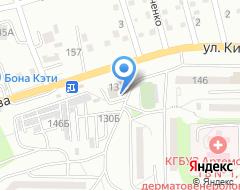 Компания Шиномонтажная мастерская на Кирова на карте города