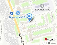 Компания Автомагазин на карте города