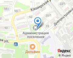 Компания АКБ Росбанк на карте города