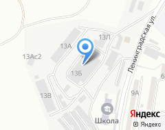 Компания Зубр магазин строительных материалов на карте города