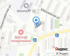 Компания Скай на карте города