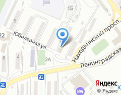 Компания Подводная лодка на карте города