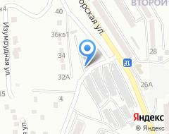 Компания Бокситогорская на карте города