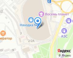 Компания Внепогода на карте города