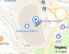 Компания Детская империя на карте города