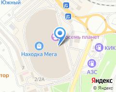 Компания Fantosh на карте города