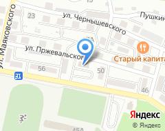 Компания Автостоянка на Владивостокской на карте города