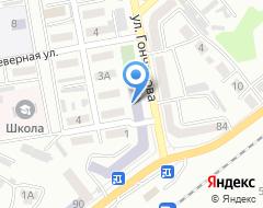 Компания Кот в сапогах на карте города