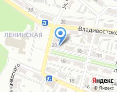 Компания Детский мир на карте города