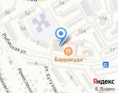Компания Чародейка на карте города