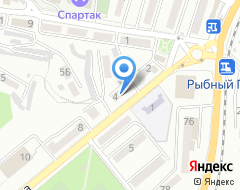 Компания Спецодежда на карте города
