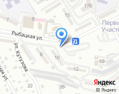 Компания КСК на карте города