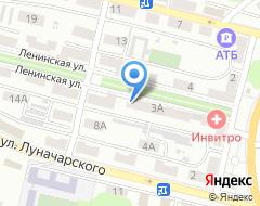 Компания КОНДО на карте города