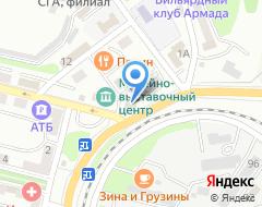 Компания Флер на карте города