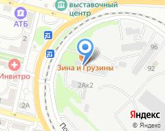 Компания БлюзМобиль Восток на карте города