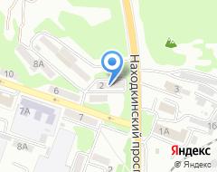 Компания Юлия на карте города