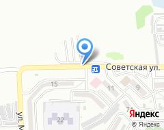 Компания Автостоянка на Советской на карте города