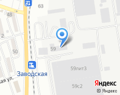 Компания РЕЗИНОТЕХНИКА на карте города