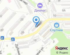 Компания ЮниФикс на карте города