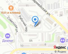 Компания KANSAIPAINT на карте города