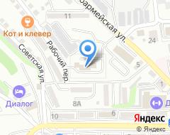 Компания ЭкоДом Приморье на карте города