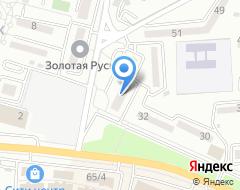 Компания Антураж на карте города